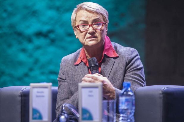 Henryka Bochniarz, prezydent Konfederacji Lewiatan. Fot. PTWP