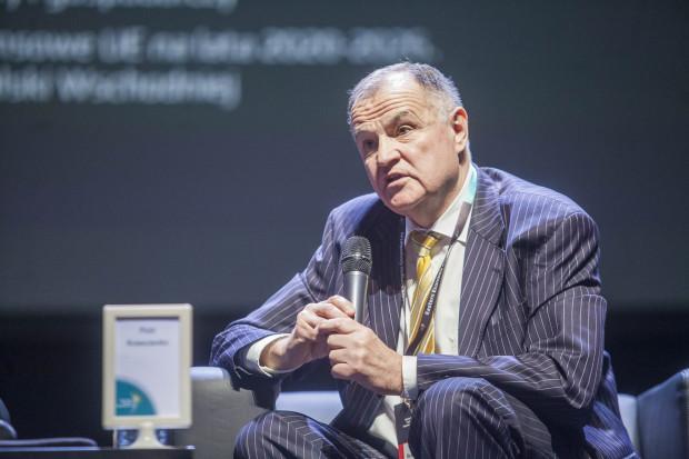 Piotr Krawczenko, minister spraw zagranicznych Białorusi z lat 1991-1994. Fot. PTWP