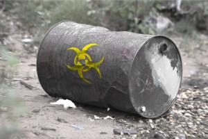 Trójstronna kontrola przewozu odpadów niebezpiecznych na starcie