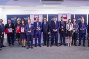 2 firmy i dwóch znanych polskich menedżerów z prestiżowymi wyróżnieniami