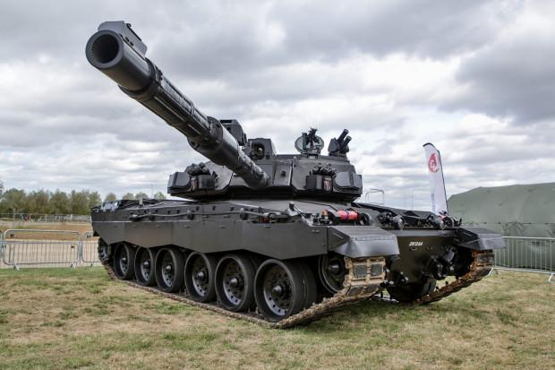 BAE Systems zmodernizuje czołg Challenger 2