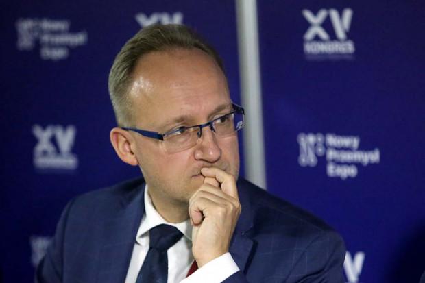 Tomasz Bożek, członek zarządu, Tameh Polska. Fot. PTWP