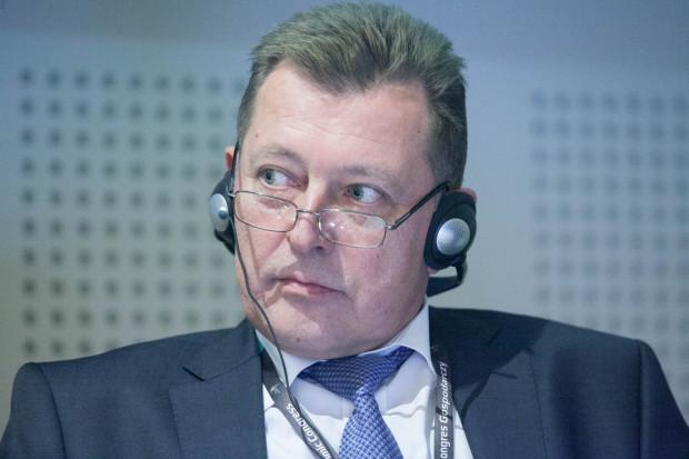 Siergej Walentinowicz Tkaczenko, naczelnik administracji, Wolna Strefa Ekonomiczna GrodnoInvest. Fot. PTWP