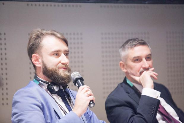 Adrian Malinowski, zastępca dyrektora Departamentu Handlu i Współpracy Międzynarodowej w Ministerstwie Przedsiębiorczości i Technologii. Fot. PTWP
