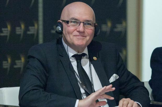 Anatol Wielikin, prezes Zrzeszenia Polskiego Biznesu w Republice Białorusi. Fot. PTWP