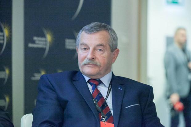 Kazimierz Zdunowski, prezes Polsko-Białoruskiej Izby Handlowo Przemysłowej. Fot. PTWP