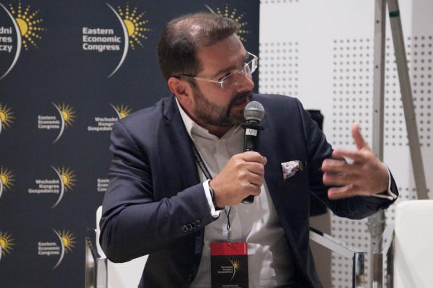 Olaf Osica, dyrektor projektu rynki zagraniczne w Grupie PTWP. Fot. PTWP