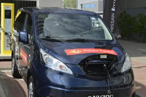 Poczta Polska w ośmiu miastach będzie testować pojazdy elektryczne