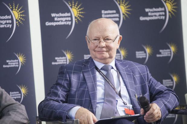 Antoni Stolarski, prezes zarządu SaMASZ (fot. PTWP)