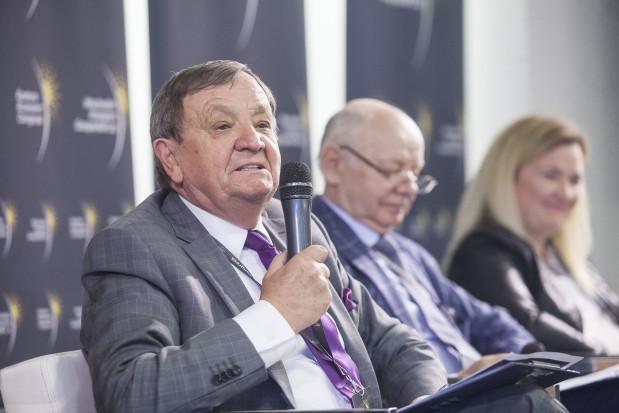 Henryk Owsiejew, przewodniczący rady nadzorczej Malow (fot. PTWP)