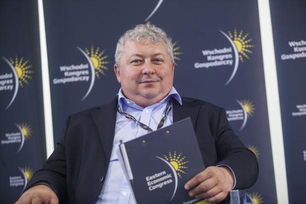 Jarosław Antychowicz, prezes zarządu Infinity Group ( fot. PTWP)