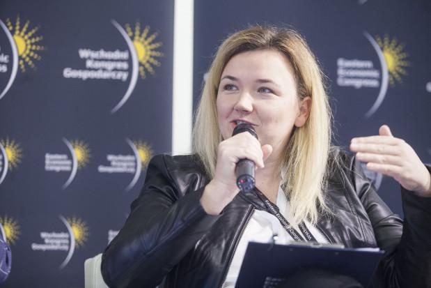 Anna Zadykowicz, wiceprezes zarządu Jazon (fot. PTWP)