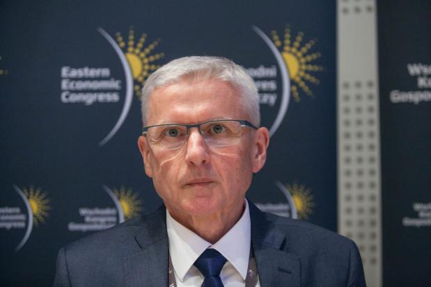 Jacek Gryga- zastępca generalnego dyrektora GDDKiA (fot. PTWP)