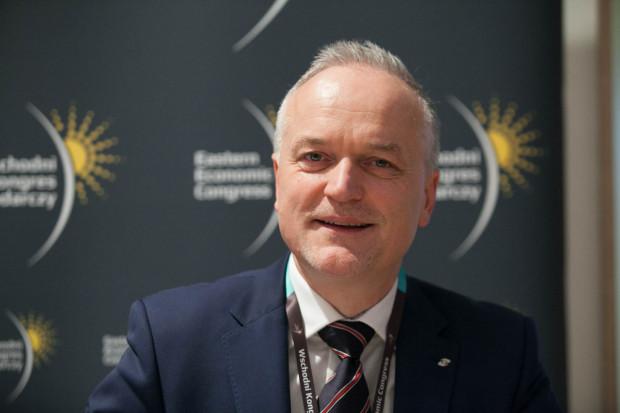 2019 rok będzie przełomowy dla PKP Cargo - mówi prezes Czesław Warsewicz