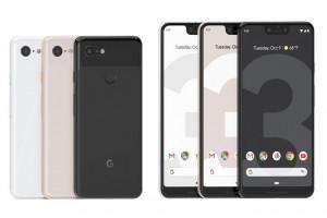 Tak prezentują się nowe smartfony Google