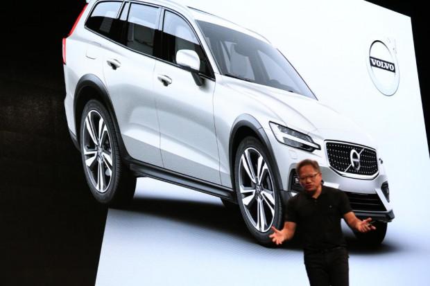 Nowe generacja Volvo z autonomiczną jazdą 4. poziomu