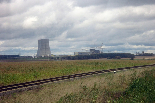Litwa opracowuje plany na wypadek awarii białoruskiej elektrowni atomowej w Ostrowcu