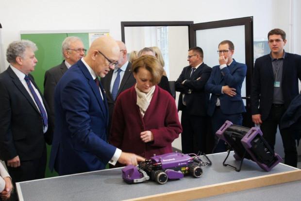 UDT uruchomił pierwsze laboratorium przy uczelni