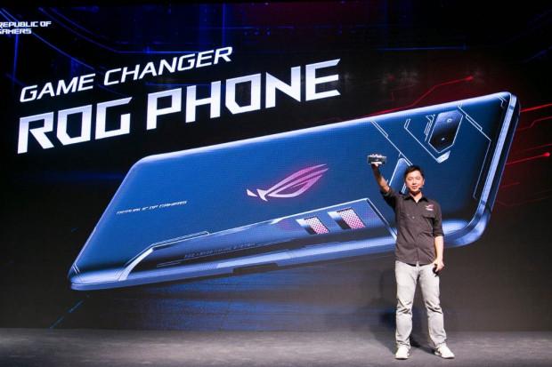 Asus wyznaczył datę premiery rynkowej smartfona dla graczy ROG Phone