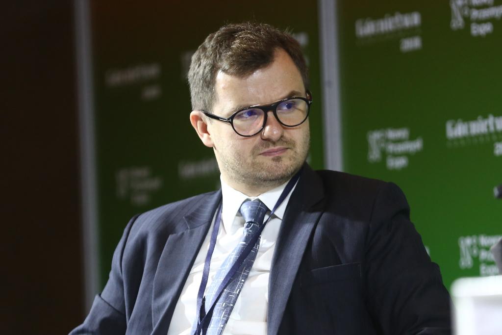Tomasz Jurkanis, partner McKinsey&Company w Polsce. Fot. PTWP
