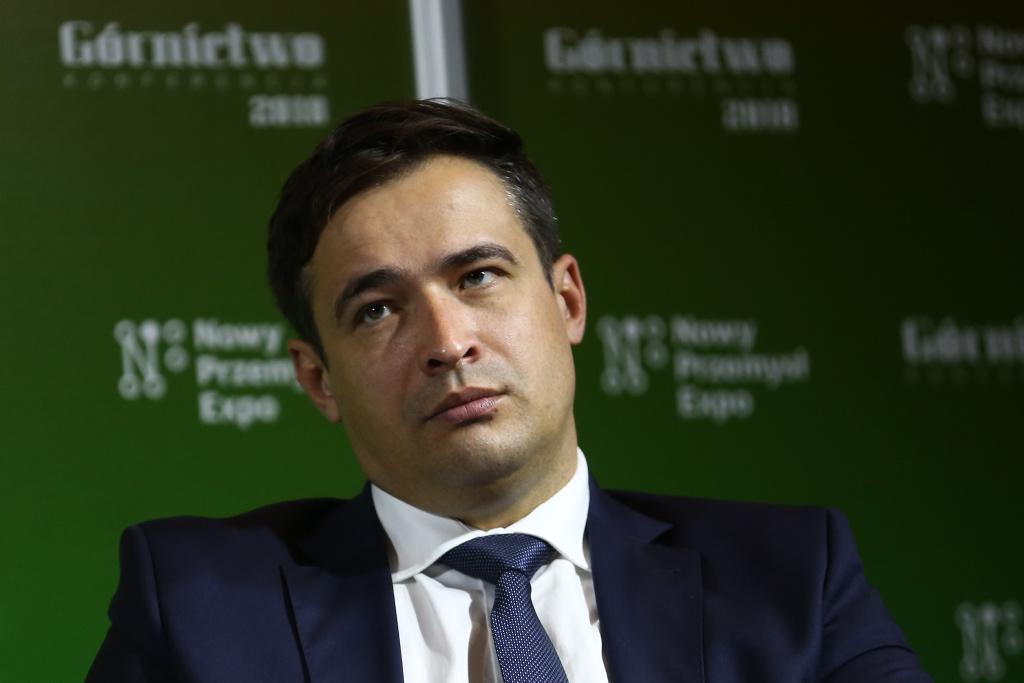 Artur Wasil, prezes Lubelskiego Węgla Bogdanka