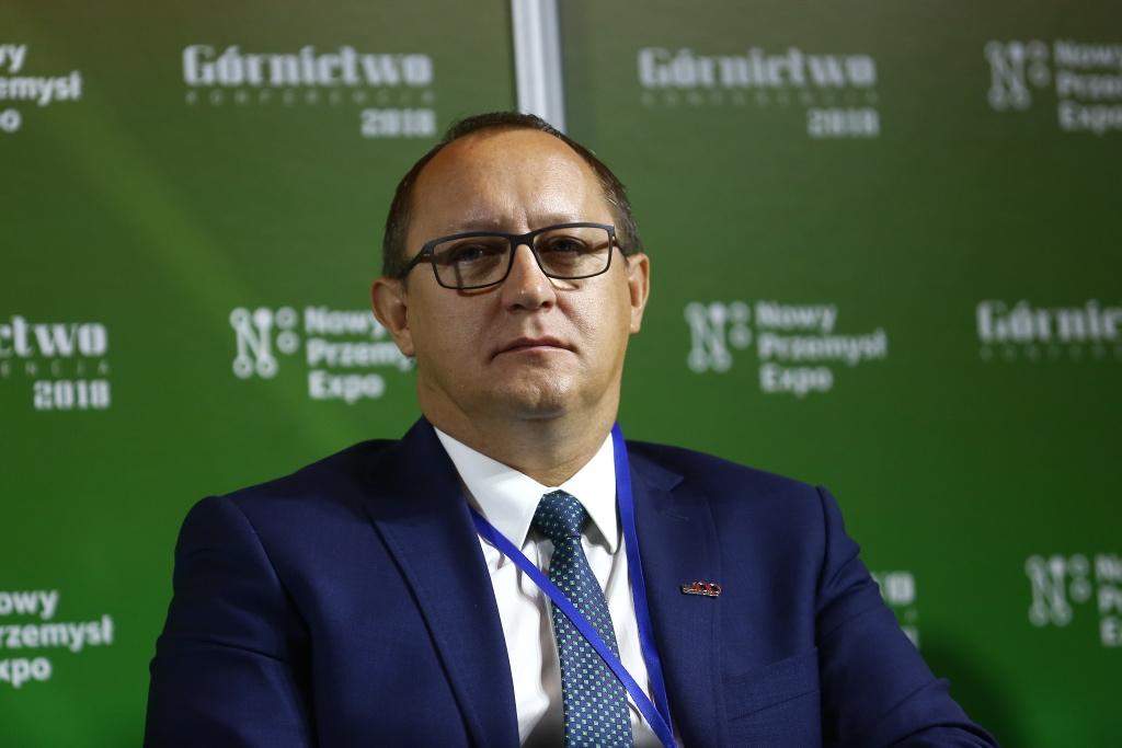 Grzegorz Wacławek, prezes Węglokoksu Kraj. Fot. PTWP