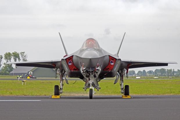 Pentagon wstrzymał loty wszystkich myśliwców F-35