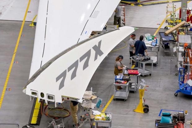 Boeing zaprezentował rewolucyjnie skonstruowane skrzydło