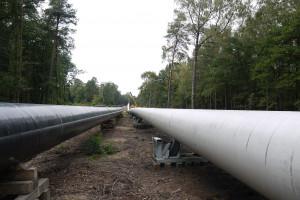 Gaz-System pokonał kanał. Coraz bliżej ukończenia ważnego gazociągu