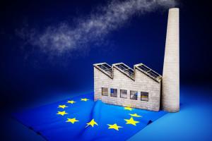 Uprawnienia do emisji CO2 już prawie po 25 euro