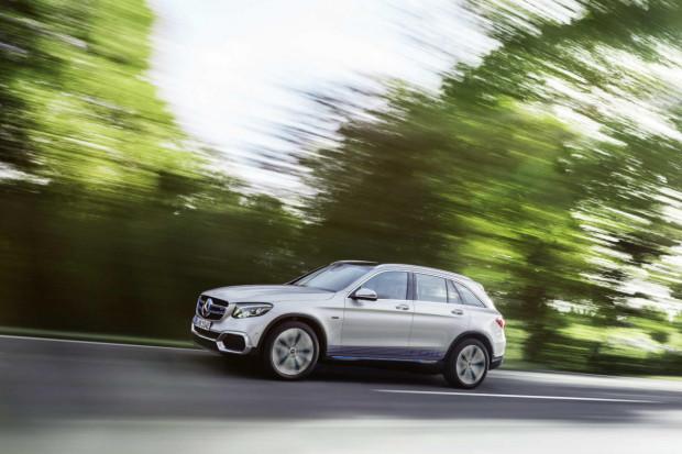 Pierwsze wodorowe Mercedesy trafią do klientów flotowych w tym miesiącu