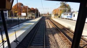 Pociągi wracają na kolejną trasę. Zmodernizowane zostały perony i wymieniono tory