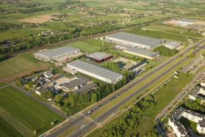 Duża firma logistyczna inwestuje w budowę magazynów
