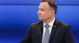 Prezydent: wierzę, że gaz i ropa popłyną z Azerbejdżanu do Polski