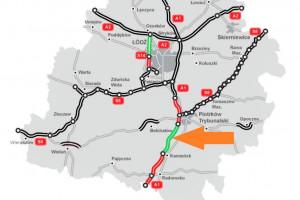 Problem z budową ostatniego odcinka autostrady. Wykonawca rezygnuje z wartego 0,7 mld zł kontraktu