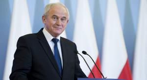 Minister: teraz najważniejsze jest porozumienie z Komisją ws. paktu dla energii i klimatu