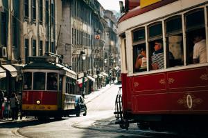 Chaos komunikacyjny w Lizbonie