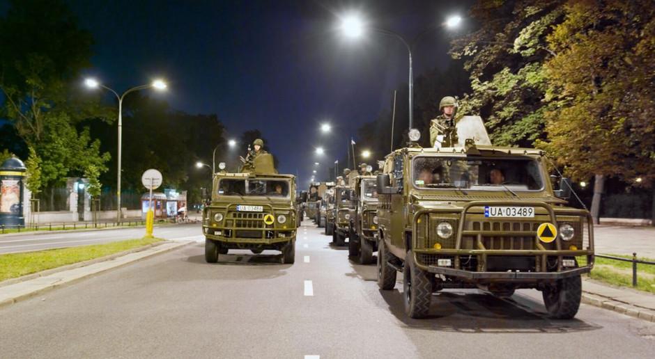 Wojsko ma 11 ofert na dostawę blisko tysiąca samochodów terenowych