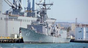 Ukraina pozyska okręty wojenne z USA? Jest oferta