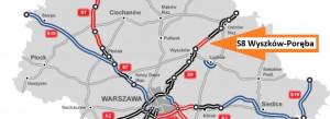 Ostatni odcinek gotowy. Od dziś kierowcy mają całą ekspresówkę z Warszawy do Białegostoku