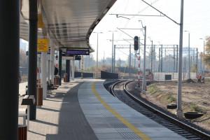 Po dużym remoncie pociągi wrócą na tory w centrum Warszawy
