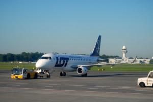 LOT zdradził, jak utrzymał ciągłość lotów mimo strajku