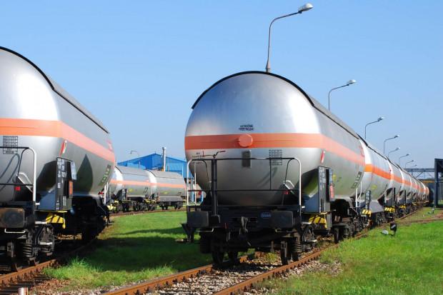 Orlen szuka wykonawcy serwisu bocznic kolejowych