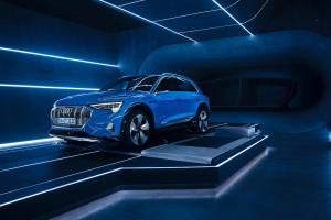 Audi liczy na dochody z e-trona
