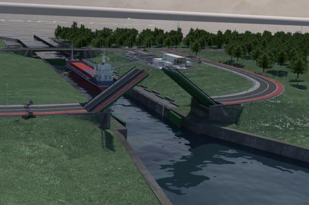 Marek Gróbarczyk: mam nadzieję, że w grudniu zostanie ogłoszony przetarg na budowę kanału przez Mierzeję Wiślaną