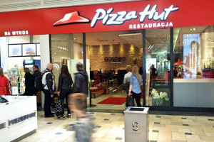 Właściciel m.in. Pizza Hut i KFC notuje spory wzrost sprzedaży