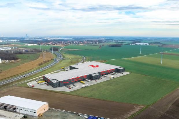 Kajima Poland zbuduje magazyny dla 7R
