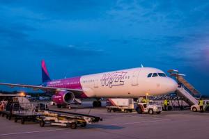 Wizz Air otwiera w Polsce nową bazę