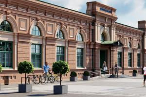 Budimex odnowi zabytkowy dworzec kolejowy