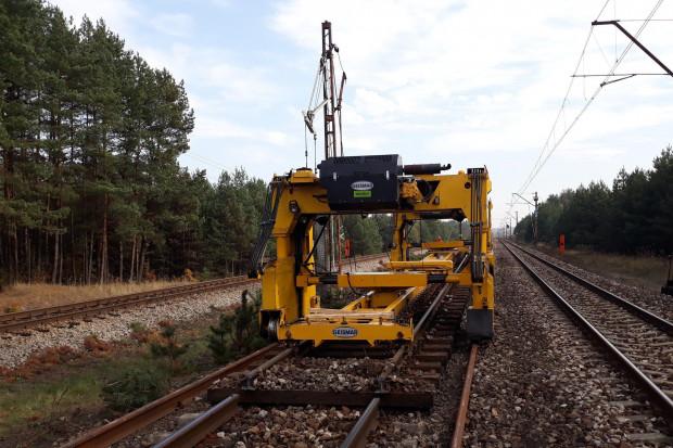 Skanska rozpoczęła kolejny etap remontu torów między Tunelem a Sosnowcem